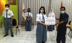 Yayasan AHM Kembali Berikan Beasiswa untuk Pelajar dan Guru