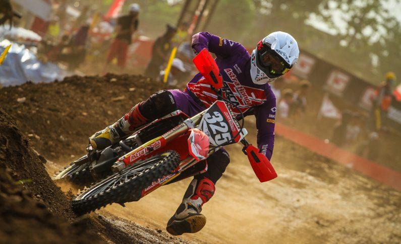 Delvintor Sabet Gelar Juara Kejurnas Motocross 2019