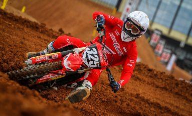 AHRT Fokus Bina Crosser Indonesia di Kejurnas Motocross 2019