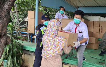 AHM Salurkan Ratusan Paket Bantuan Kesehatan