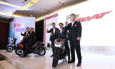 AHM Luncurkan Dua Varian Terbaru Honda BeAT