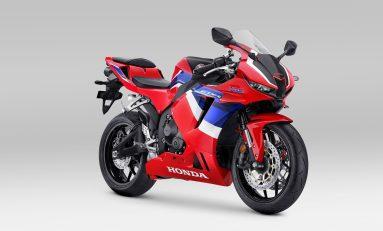 AHM Luncurkan Honda CBR600RR dengan Warna Legendaris Tricolor