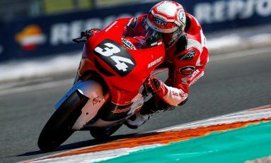 Mario Aji Siap Berikan Hasil Terbaik di Moto3 Jerez