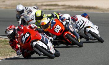 Tampil Buruk, Mario Aji Gagal Finish di Moto3 Albacete