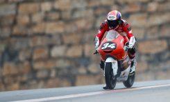 Menanti Sepak Terjang Mario Aji Hadapi Putaran Terakhir Moto3