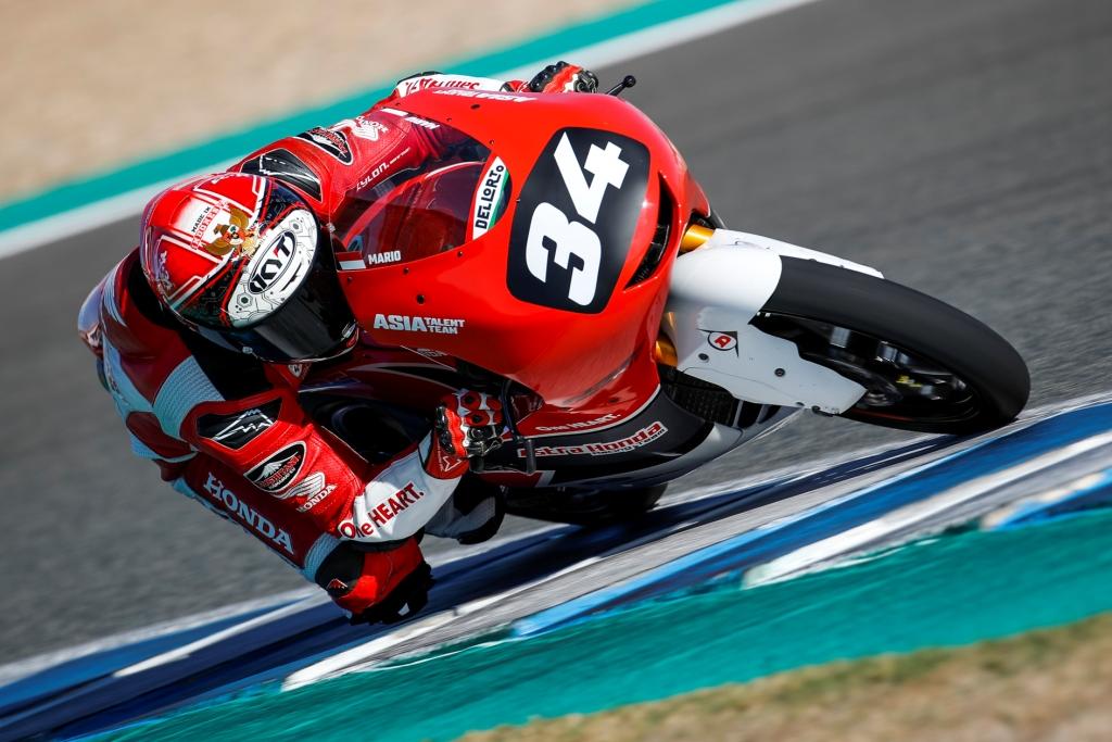 Setelah Finish 10 Besar di Moto3 Jerez, Mario Aji Siap Taklukkan Sirkuit Albacete