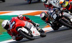 Mario Aji Mentok di Posisi 18 Klasemen Akhir Moto3 2019