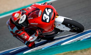 Tampil di Seri Penutup Moto3 2019, Mario Aji Jangan Jatuh Lagi