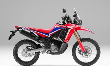 Honda CRF250 RALLY Hadir Lebih Tangguh dengan Sentuhan Terbaru