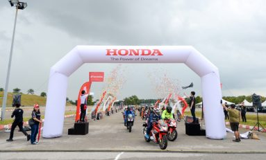 Eksplor Malaysia, AHM Ajak Bikers Tanah Air Ikuti Honda Asian Journey (HAJ) 2019