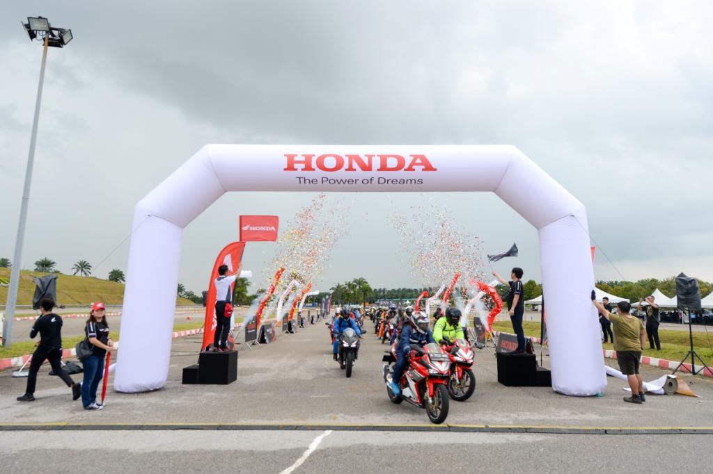 Eksplor Malaysia, AHM Ajak Bikers Tanah Air Ikuti Honda Asian Journey (HAJ) 2019