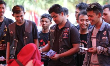HBD Regional 2019 Sambangi 3 Pulau di Indonesia