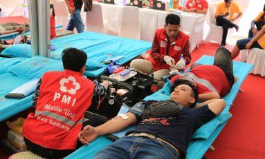 Honda Bikers Day (HBD) Ambarawa Sedot Darah Bikers