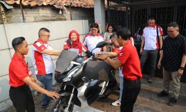 Honda Berikan Kejutan Kepada Para Pelanggan
