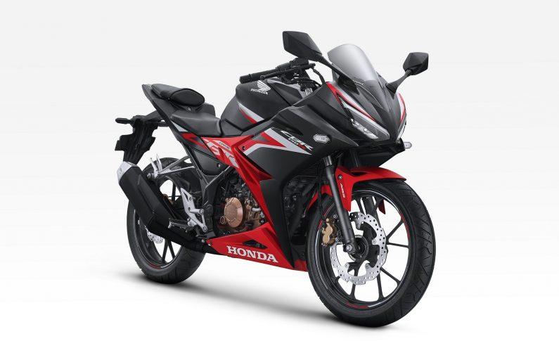 Awali 2020, Honda Segarkan Tampilan CBR150R