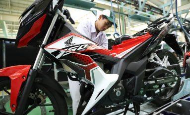 AHM Hadirkan Warna Terbaru New Honda Sonic 150R