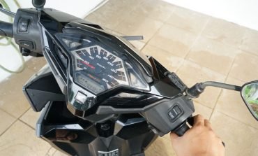 Tips Menjaga Motor Tetap Prima Meski Lama Menganggur dari AHM