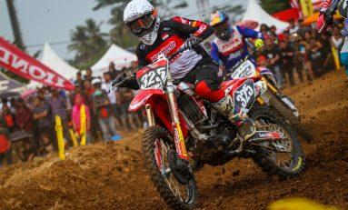 Delvintor Double Winner di Seri 1 Kejurnas Motocross 2019