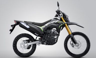 AHM Hadirkan Warna Baru Honda CRF150L