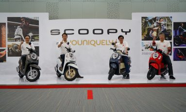 AHM Launching All New Honda Scoopy Generasi Terbaru, Fiturnya Makin Canggih