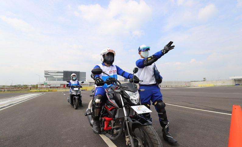 AHM Honda Punya Pusat Pelatihan Berkendara Terbesar di Asia Tenggara