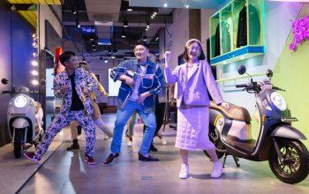 Tantang Kreativitas Anak Muda, Ajang Scoopy Style Diikuti Ratusan Ribu Netizen