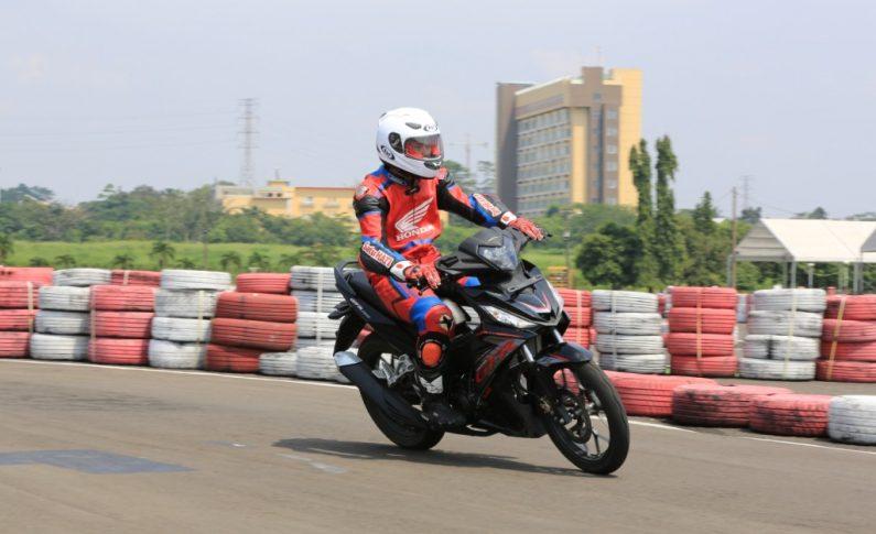 AHM Gelar Supra GTR Speed Challenge Untuk Bikers Komunitas