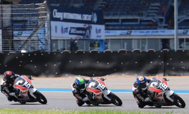 Dheyo Double Winner di Seri 6 Thailand Talent Cup (TTC) 2019