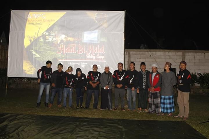 All New PCX Community Gelar Riding Camp Sambil Rayakan HUT ANPC Sukabumi