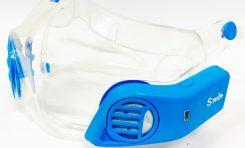 Grin Smile, Masker Elektrik dengan Baterai