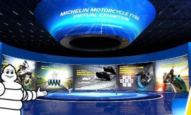 Michelin Gelar Pameran Ban Sepeda Motor, Tampilkan Teknologi MotoGP