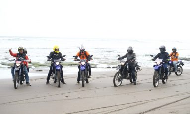 Bikers Bali Trabas Jalur Off Road Kabupaten Negara