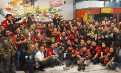 Peringati HUT ke-3, Aerox 155 Riders Club Indonesia (ARCI) Gelar Kopdar Serentak di 94 Chapter