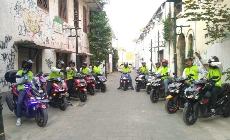 ARCI Semarang Baksos Paket Sembako dan Masker