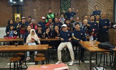 ARCI Bandung Raya Gelar Touring Untuk Peringati HUT ke-3