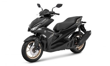 "Yamaha Aerox 155 VVA Tersedia Versi ""MAXI Signature"""