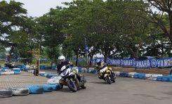Yamaha Latih Skill Bikers Lewat Ajang Aerox Fun Challenge