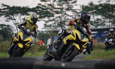 11 Tahun Vakum dari Event Road Race, Kota Sintang Gelar YCR