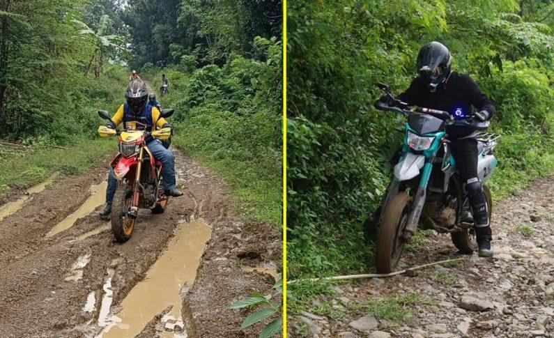 Bosen Jalanan Aspal, Komunitas Aki Aki Gahoul (A2G) Blusukan ke Hutan
