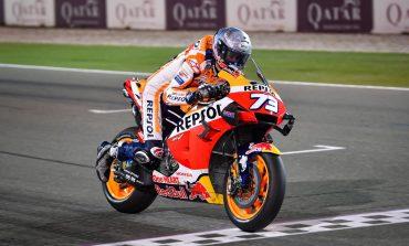 Alex Marquez Rajai Balap Perdana MotoGP Virtual