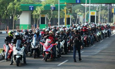 All New PCX Community (ANPC) Siapkan Agenda Kopdar New Normal Gass Kuyy