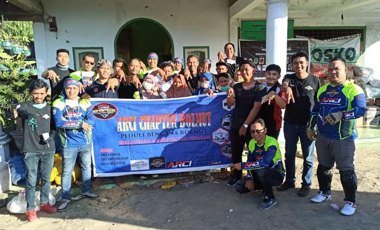 ARCI Bobocha Gelar Bakti Sosial Bersama ARCI Bolmut Chapter