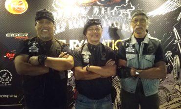 Sudah 40 Tahun, Black Angels MC Lebih Dari Sekadar Klub