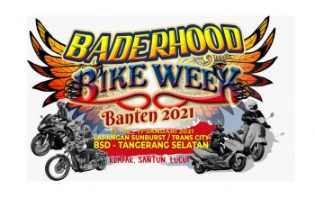 Gebrakan Baderhood Indonesia Bikin Gelaran Baderhood Bike Week