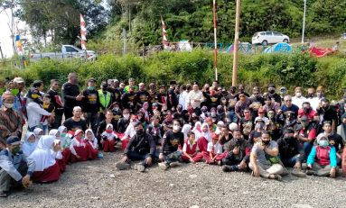 Baderhood Indonesia Peringati HUT RI ke-75 dengan Cara Tak Biasa