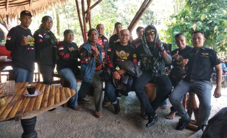 Touring Family Baderhood Medan Bikin Member Makin Kompak