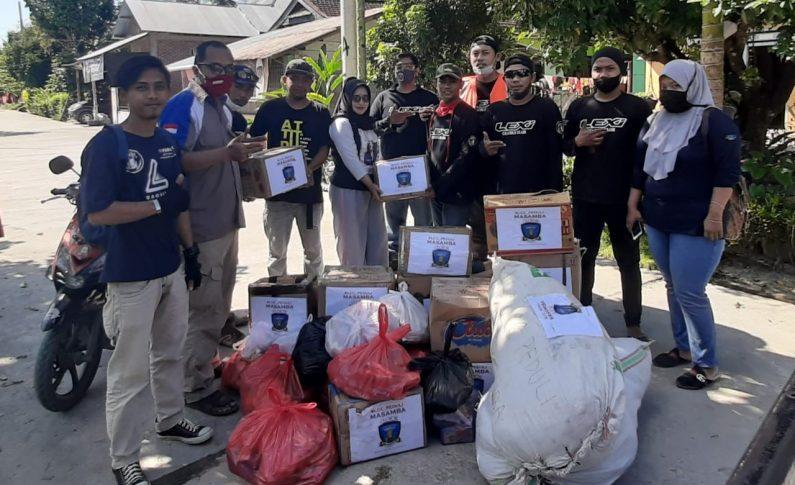 Lexi Celebes Club (LCC) Peduli Korban Banjir Masamba