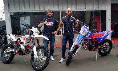 Resmi Masuk Indonesia, Beta Luncurkan 2 Motor Trail  Terbaru Model 2020