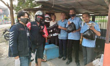 Big Bike Community (BBC) Bandung Peduli Nasib Sopir