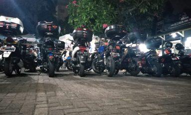 Kongkow Santai Bikers United Indonesia Diserbu Puluhan Komunitas
